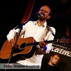 Het etalageblokje van De platenkast van Joost Botman, het interview over en met muziek. Foto door Armand Hoogland, www.armandhoogland.nl