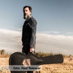 Etalageblokje van De platenkast van Theo Sieben - interview over en met muziek